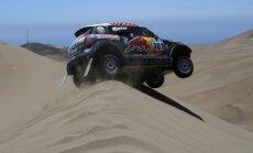 Al Atija turpina uzvarēt Dakarā