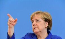 Меркель предрекла миру новую историческую эпоху