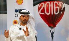 Naftas cenas aug, bet nespēj noturēties virs 50 ASV dolāriem