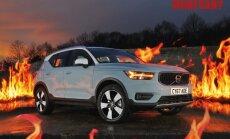 'Volvo XC40' apvidnieks atzīts par 'What Car?' gada auto