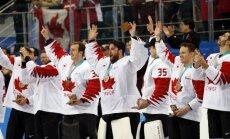Канадские хоккеисты получили бронзовые медали Олимпийских игр в Пхенчхане