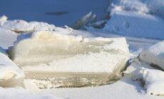 Ledus Arktikā turpina kust neredzēti strauji