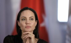 Анджелина Джоли - о геноциде в Камбодже, Брэде Питте и Трампе