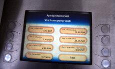 RS biļešu automāts pasažierei aprij 10 eiro: uzņēmums skaidro, kā rīkoties
