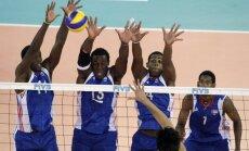 Somijā aizdomās par grupveida izvarošanu aizturēti astoņi Kubas volejbolisti
