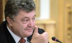 Порошенко ввел санкции против российских партий и семьи Ротенбергов
