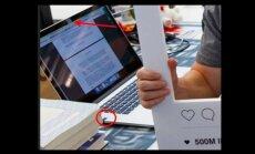 """Уровень защиты: """"Бог"""". Марк Цукерберг заклеивает скотчем камеру и микрофон ноутбука"""