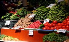 Lielākais cenu kāpums vietējiem tomātiem un redīsiem