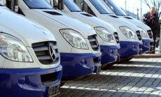 'De facto': Mikroautobusu pakalpojumus Rīgā nodrošināt vēlas Šķēles uzņēmums