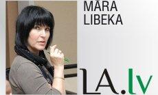 Māra Libeka: Ar naudu pievilinātie