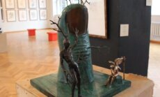 Sabojātās Dalī bronzas skulptūras restaurēšana izmaksās līdz 9000 eiro