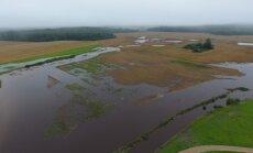 Kučinskis un Dūklavs mudina ES atbalstīt lauksaimniekus plūdu skartajās teritorijās