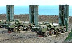 Krimā izvietotās S-400 raķešsistēmas izskatās uz mata kā līdzšinējās S-300, ievēro pētnieki