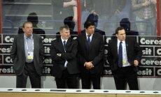 Lipmans mēģinās vienoties ar Irbi par darbu Latvijas izlases vārtsargu treneru amatā