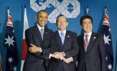 Noslēdzas G20 samits: ASV, Japāna un Austrālija vienojas par cīņu pret Krieviju