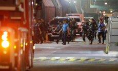 Viesnīcā Filipīnās atskanējuši šāvieni un sprādzieni; policija pārņēmusi kontroli
