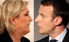 Опубликованы окончательные итоги первого тура выборов президента Франции