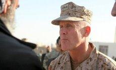 Pensionēts viceadmirālis noraida piedāvājumu kļūt par Trampa padomnieku
