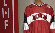 Представлен новый логотип LHF: начинается новая эра латвийского хоккея
