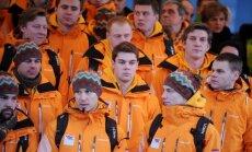 Latvijas sportisti Soču olimpiskajās spēlēs