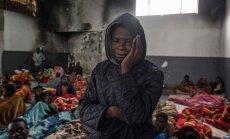 Глава Еврокомиссии сравнил лагеря для беженцев в Ливии с тюрьмами