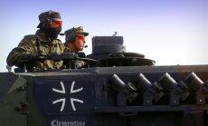 Infografika: Kuru valstu karavīri Baltijā veido kaujas grupas