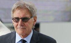 Harisons Fords guvis traumas filmas 'Zvaigžņu kari' filmēšanas laukumā