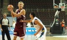 Latvijas U-20 basketbolisti Eiropas čempionāta ceturtdaļfināla mačā piekāpjas Serbijai