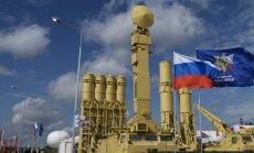 Krievija nogādājusi Krimā modernākās pretgaisa raķetes