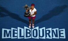 Ķīniete Na Li pirmo reizi karjerā triumfē 'Australian Open'