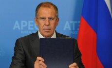ES radītais spiediens uz Ukrainu ir nepiedodams, uzskata Krievija