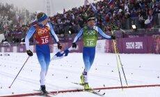 Somijai pirmo zeltu Sočos izcīna distanču slēpotāji