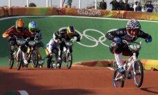 Fīldss nomaina Štrombergu olimpiskā BMX čempiona godā; Pahona kļūst par divkārtēju čempioni sievietēm