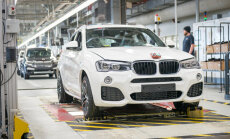 Kaļiņingradā montētos BMW plāno eksportēt arī uz ārvalstīm