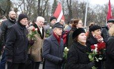 Krievija aicina starptautiskās organizācijas vērtēt leģionāru atceres pasākumus Latvijā