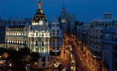 Madride naktī