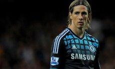 Toress joprojām nav iejuties 'Chelsea' komandā