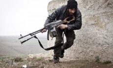 ASV un Turcija vienojušās par 2000 Sīrijas opozīcijas kaujinieku apmācīšanu