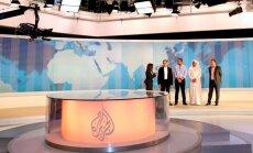 Irākā slēdz televīzijas 'Al Jazeera' biroju par kūdīšanu uz vardarbību