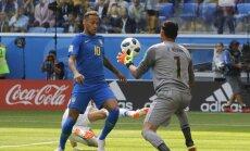 Швейцария вырвала победу у Сербии, Бразилия в концовке одолела Коста-Рику