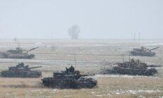 Krievijas draudi: Centrāleiropas valstis palielina aizsardzības budžetus