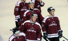 Latvijas izlase pirmajā pārbaudes spēlē pirms PČ pēcspēles metienos zaudē Čehijai