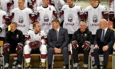 Latvijas hokejisti no pasaules čempionāta mājās atgriezīsies dažādos laikos