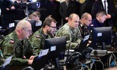 Varšavā militārajās spēlēs izspēlē Krievijas agresiju Baltijas valstīs un Polijā