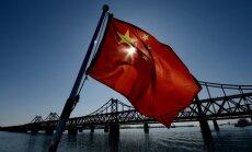 Ķīna atsakās no Rietumu piedāvātajām sankcijām pret Krieviju