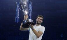 Бывший бойфренд Шараповой выиграл Итоговый турнир АТР
