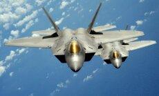 ВВС США заявили о перехвате российских бомбардировщиков