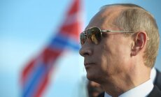 Putins aicina neielaisties ar kodolieročiem bruņoto Krieviju