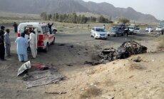 Obama apstiprina Afganistānas talibu līdera mullas Mansura nāvi