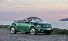 VW modernizējis 'Beetle' modeli